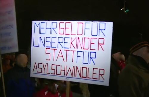 PEGIDA Asylschwindler